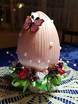 Dekorácie - Veľkonočné vajíčko - 7934083_