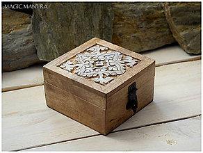 Krabičky - Šperkovnica Marakesh - 7932554_