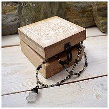 Krabičky - Šperkovnica Tangier - 7932619_