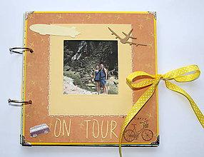Papiernictvo - Cestovateľská fotokniha (On Tour) - 7932730_