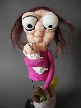 Dekorácie - Barbie a jej nakup - 7932180_