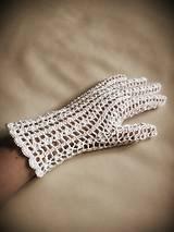 Rukavice - Vintage rukavice - 7930888_