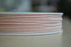 Šujtášová šnúrka losos 3mm, 0.25€/meter