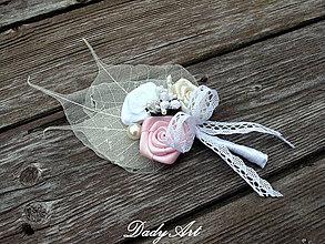 Pierka - Svadobné pierko pre ženícha - 7935651_