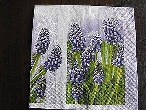 Papier - servítky daisy - 7937207_