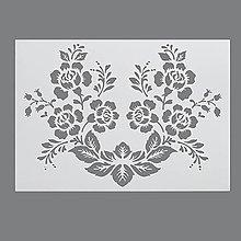 Pomôcky/Nástroje - Šablóna ľudový vzor Ornament - 7936165_
