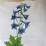Úžitkový textil - Vankúš - stračia nôžka - 7936216_