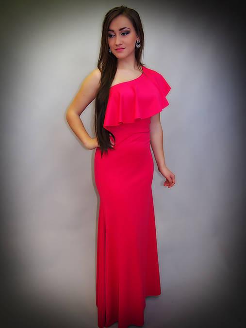 ff3f9deb0bf2 Spoločenské šaty - model 402   OMEGA-fashion - SAShE.sk - Handmade Šaty