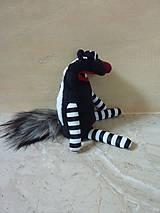 Hračky - Skunk maňuška - 7937859_