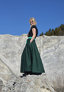 Sukne - Matrix skirt - 7934769_