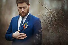 Pierka - Folk pierko pre ženícha
