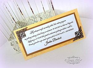 Papiernictvo - Pozvánky \