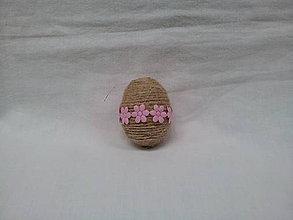Dekorácie - veľkonočné vajíčko - 7936167_