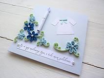Papiernictvo - pohľadnica ku krstu - 7936440_