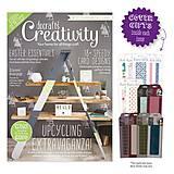 - Creativity časopis č. 80 Marec 2017 + 2 darčeky - 7939911_