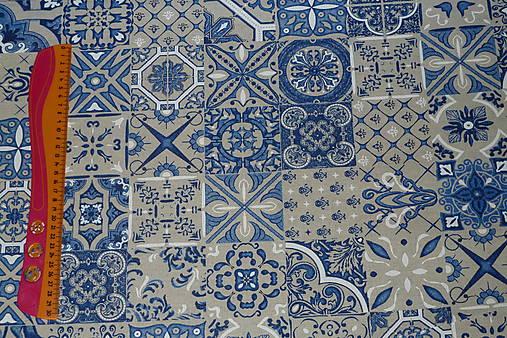9283d7197b22 Látka Patchwork kachličky   SlovAB - SAShE.sk - Handmade Textil