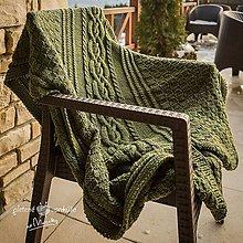 Úžitkový textil - deka HANA - 7940165_