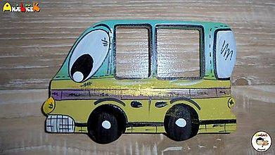 Magnetky - Magnetka - autobus - 7940090_