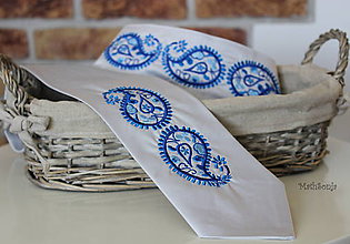Doplnky - Šedá kravata - 7941702_