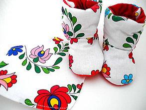 Topánočky - Teplé papučky - 7940042_