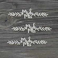 Papier - Lepenkový výrez - mr&mrs bordery - 7938860_