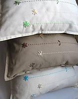 Úžitkový textil - jarné tóny... - 7942351_