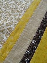 Úžitkový textil - Obrusy - rôzne druhy. - 7942101_