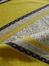 Úžitkový textil - Obrusy - rôzne druhy. - 7942103_