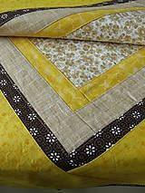 Úžitkový textil - Obrusy - rôzne druhy. - 7942104_