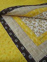 Úžitkový textil - Obrusy - rôzne druhy. - 7942105_
