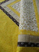 Úžitkový textil - Obrusy - rôzne druhy. - 7942106_