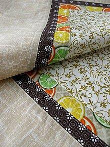 Úžitkový textil - Obrusy - rôzne druhy. - 7942102_