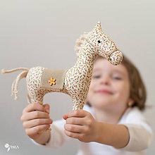 Hračky - koník Lujza - 7943091_