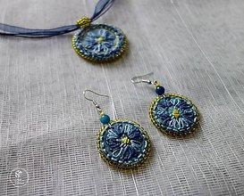 Sady šperkov - Set náhrdelník a náušnice \