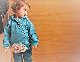 Detské oblečenie - Softshellová bundička v.98-104 - 7944419_