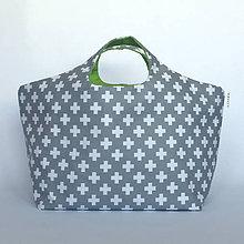 Veľké tašky - Taška na obed, ktorá nepretečie - 7943040_