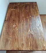 Nábytok - Industriálny konferenčný stôl - 7945989_
