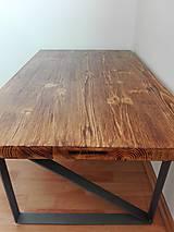 Nábytok - Industriálny konferenčný stôl - 7945990_