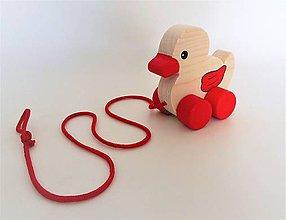Hračky - Hračka kačička - 7943690_