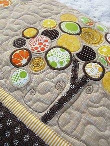 Úžitkový textil - Vankúš - kvet v tráve :) - 7944272_