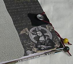 Papiernictvo - Organizér na všetko ♀ - 7947807_
