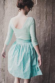 Sukne - Zavinovací sukně Candy - 7946413_
