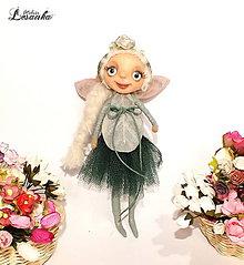 Dekorácie - ♥ Víla Vejanka ♥ - 7949271_