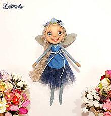 Dekorácie - ♥ Víla Emilka ♥ - 7949286_