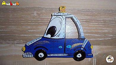 Magnetky - Magnetka - policajt - 7949894_
