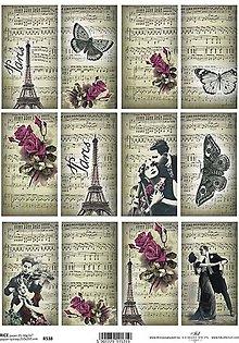 Papier - Ryžový papier R 538 - 7949511_