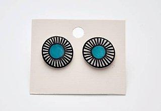 Náušnice - Náušnice Malé kruhy 7 - 7948480_