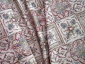 """Textil - Dekoračná látka """"patchwork"""" - 7947695_"""