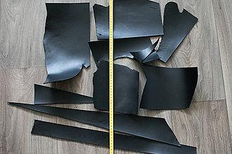 Suroviny - Zbytková hladenica čierna - 7949889_