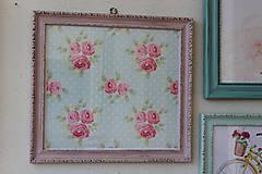 Obrázky - Little Old Roses - predaný - 7946407_